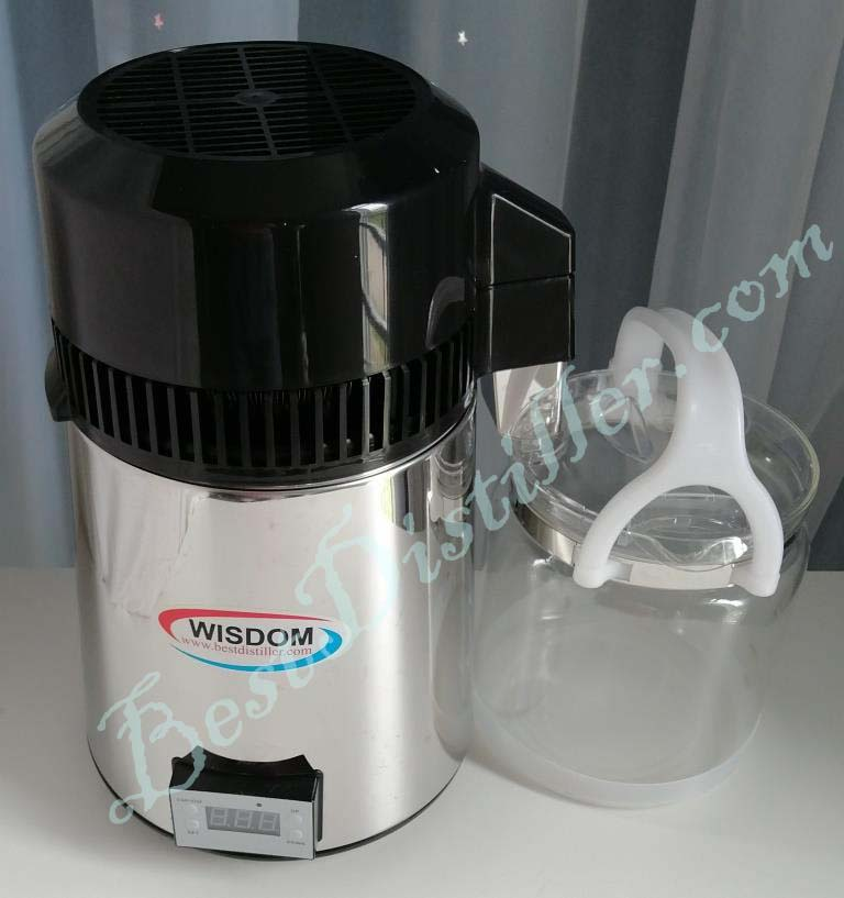 WISDOM Water distiller TC-205SG