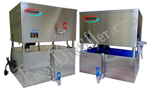 Water distiller TC series
